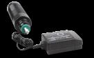 Комплект Flexi III с зарядным устройством и кабелем (без световой головки) Green Force